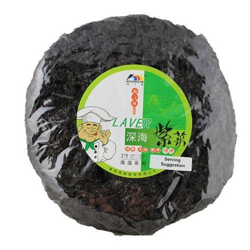 海之林烘干深海紫菜 / HZL Roasted Seaweed*50g