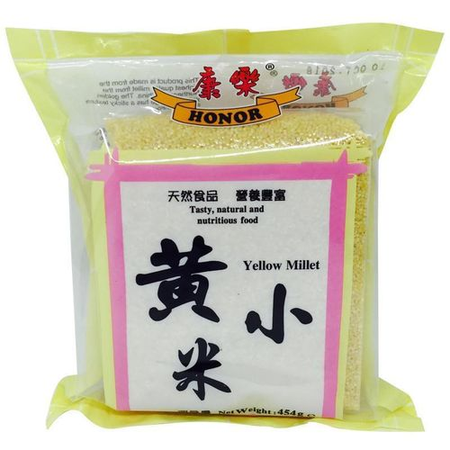 康乐黄小米 454g HR Yellow Millet *454g