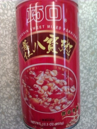 巧口薏仁八宝粥/CK Myotonin Sweet Mixed Porridge*350g