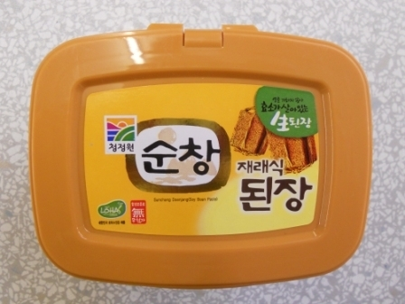 韩国面豉酱*500g/CJW Korean Soybean Paste*500g