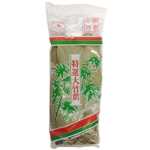 正丰9CM竹叶 -粽叶 ZF Dried Bamboo Leaves *400g