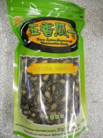 万里香五香瓜子 Watermelon Seed-Five Spice*300g