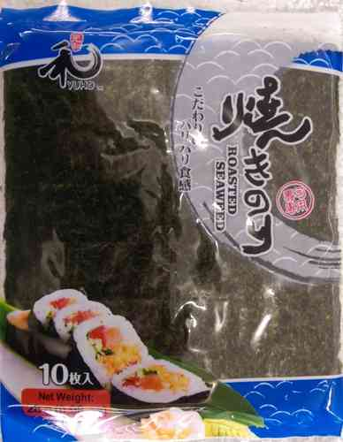 元和寿司紫菜*10 pc/ Yuho Sushi Roasted Seaweed *10pc