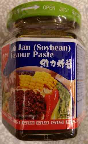 维力炸酱*175克/Wl Seasoning Paste with Soybean*175g