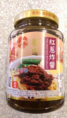 酱道红葱炸酱*369克/ HN Fried Bean Paste with Sallot
