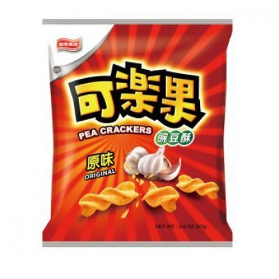 联华可乐果-原味 Koloko Pea Cracker - Original x57g