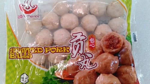 正点包心贡丸 x360g ZD Stuffed Pork Ball x360g